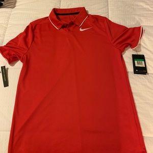 Boys Nike polo shirt